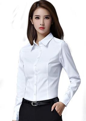 女士职业装衬衫
